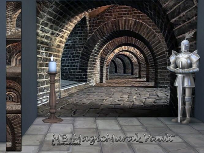 MB Magic Mural Vault by matomibotaki