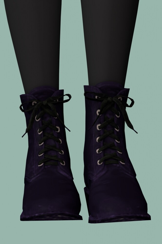 Resistance Shoes Pack at Astya96 image 95 663x1000 Sims 4 Updates