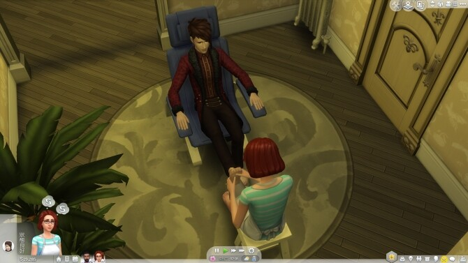 Sims 4 Give Massage Services and Earn Money by ShuSanR at Mod The Sims