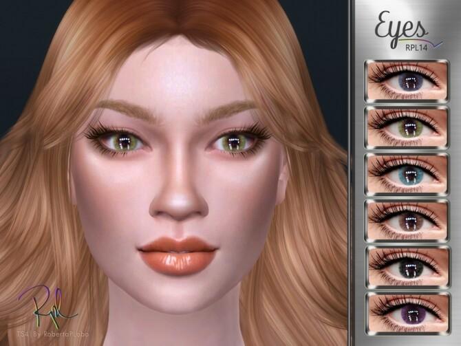 Sims 4 Eyes RPL14 by RobertaPLobo at TSR