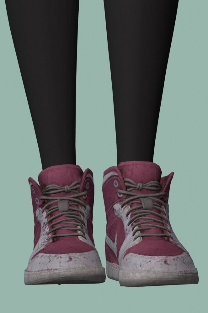 Resistance Shoes Pack at Astya96 image 97 663x1000 Sims 4 Updates