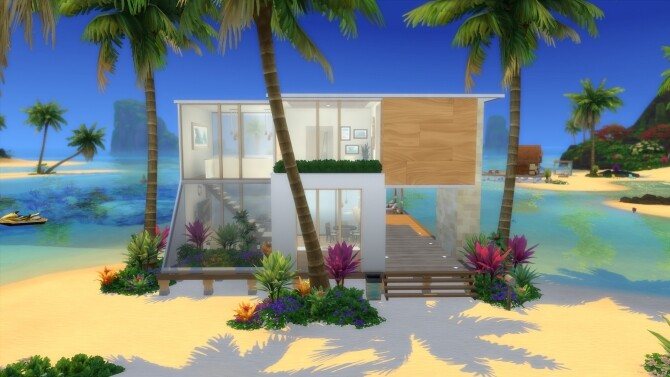Sims 4 Mermaid Retreat N.11 by Fivextreme at Mod The Sims