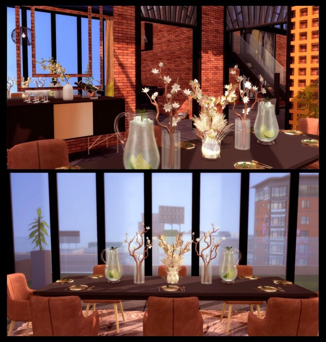 Sims 4 New York Penthouse at Lily Sims