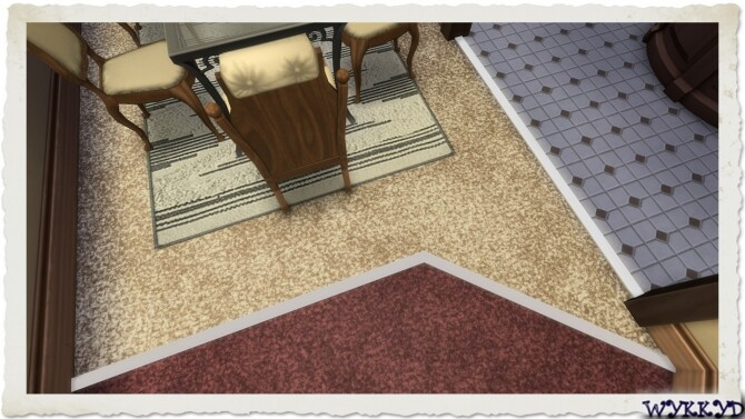 Ahntrey Flooring Transitions Solid Colors by Wykkyd