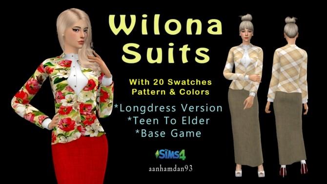 Hijab Model077 & Wilona Suits at Aan Hamdan Simmer93 image 1055 670x377 Sims 4 Updates