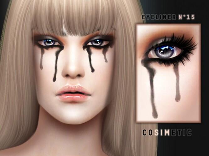 Eyeliner N15 by cosimetic