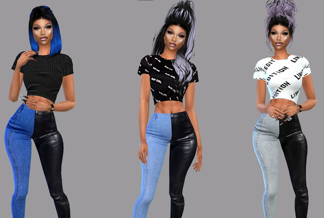 Sims 4 Latenight Collection at Teenageeaglerunner