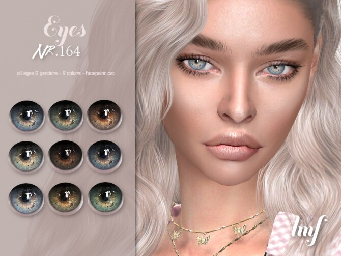 Sims 4 IMF Eyes N.164 by IzzieMcFire at TSR