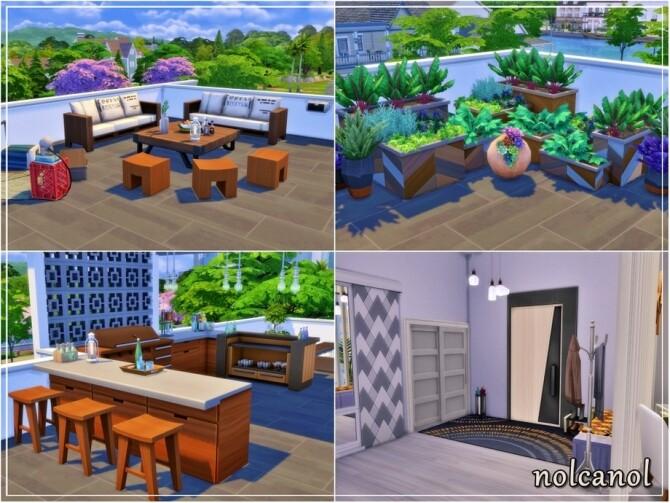 Miya Tinselha home by nolcanol at TSR image 1114 670x503 Sims 4 Updates