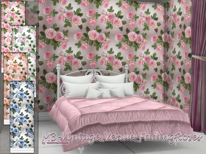 MB Vintage Venue Fading Roses by matomibotaki
