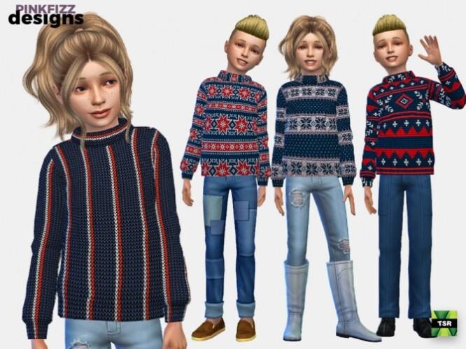 Junior Sweater by Pinkfizzzzz