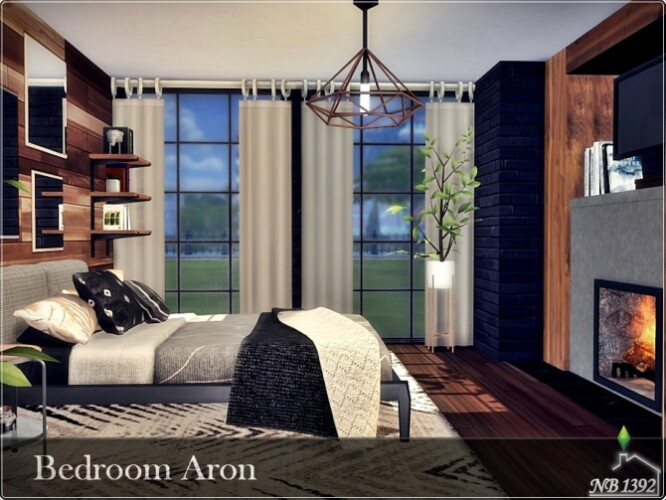 Bedroom Aron by nobody1392