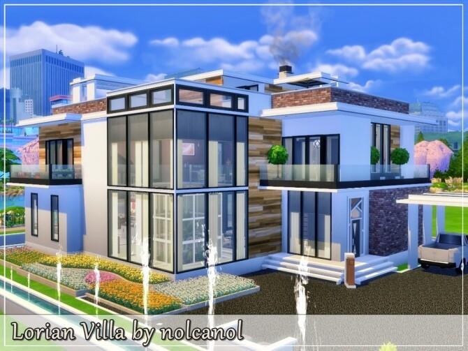 Lorian Villa by nolcanol