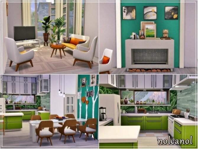 Miya Tinselha home by nolcanol at TSR image 1213 670x503 Sims 4 Updates