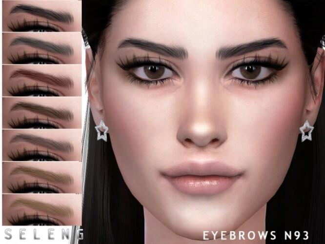 Eyebrows N93 by Seleng