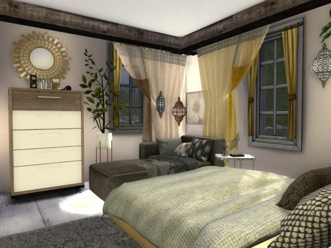 Boho Chic Maaikes Bedroom by fredbrenny at TSR image 1256 670x503 Sims 4 Updates