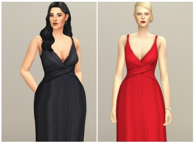 Shape Gown at Rusty Nail image 1264 670x495 Sims 4 Updates