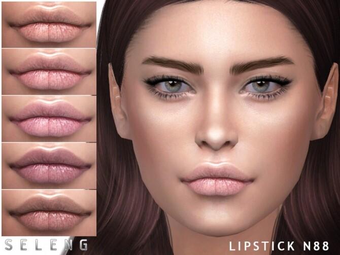 Sims 4 Lipstick N88 by Seleng at TSR