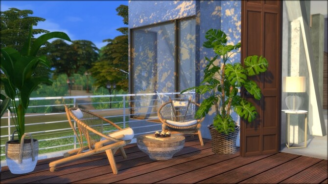 No.5 Conceptione concrete house at DOMICILE HOME TS4 image 12811 670x377 Sims 4 Updates