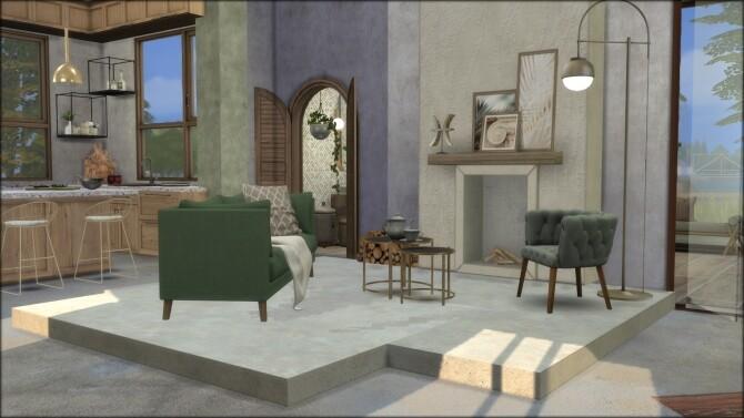 No.5 Conceptione concrete house at DOMICILE HOME TS4 image 12912 670x377 Sims 4 Updates