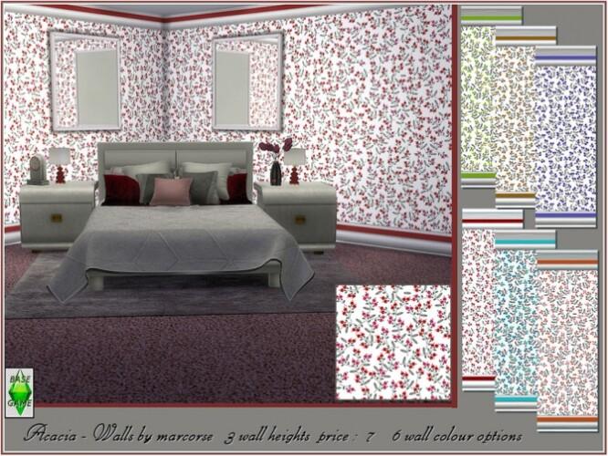 Acacia Walls by marcorse