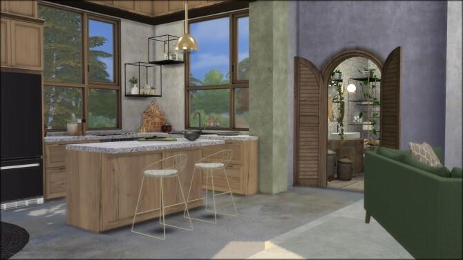 No.5 Conceptione concrete house at DOMICILE HOME TS4 image 13012 670x377 Sims 4 Updates