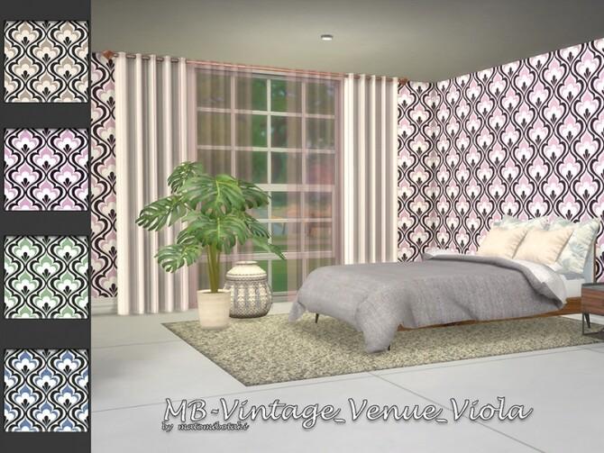 MB Vintage Venue Viola by matomibotaki