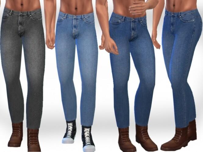 Crop Jeans by Saliwa