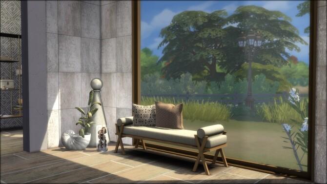 No.5 Conceptione concrete house at DOMICILE HOME TS4 image 13213 670x377 Sims 4 Updates