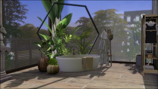 No.5 Conceptione concrete house at DOMICILE HOME TS4 image 13311 670x377 Sims 4 Updates