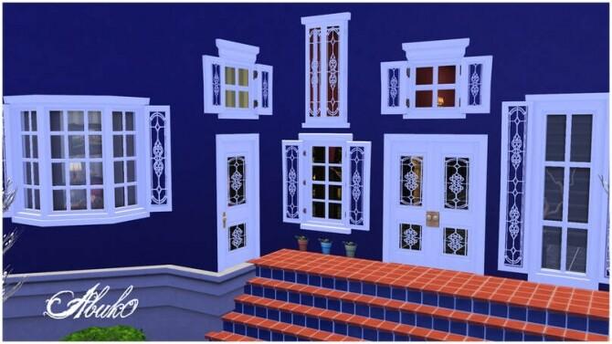 Bintana 6 windows 2 doors