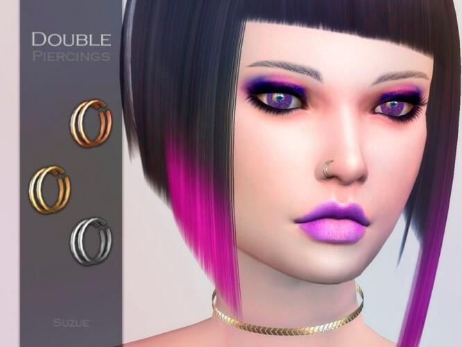 Double Piercings by Suzue