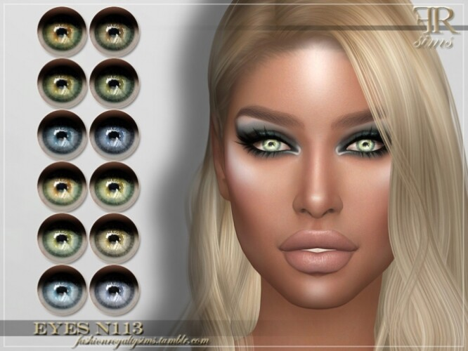 FRS Eyes N113 by FashionRoyaltySims
