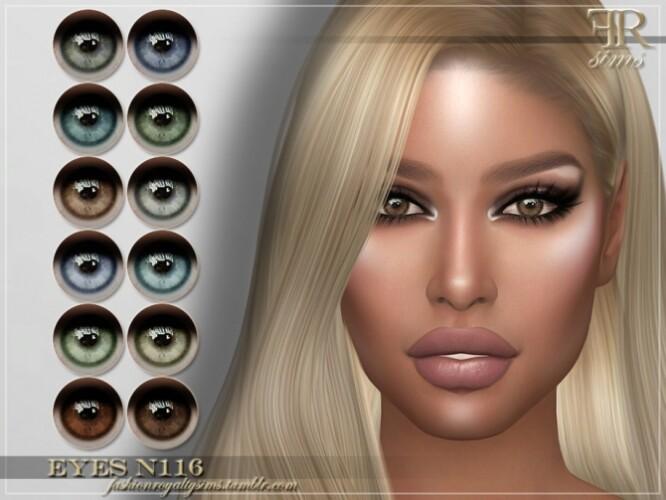 FRS Eyes N116 by FashionRoyaltySims