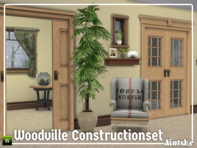Woodville Construction set Part 4 by mutske
