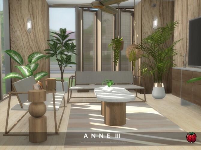 Anne living room by melapples