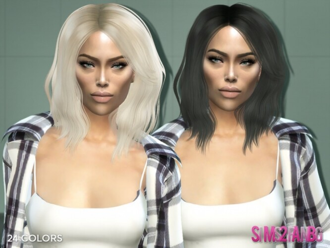 Rita Hairstyle 6 by sims2fanbg