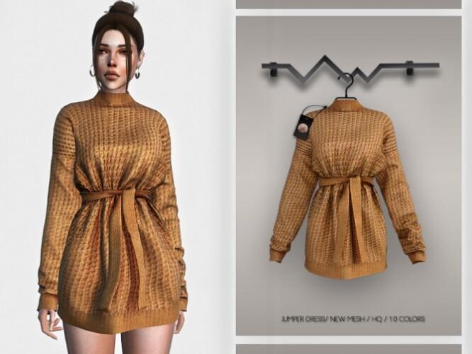Jumper Dress BD359 by busra-tr