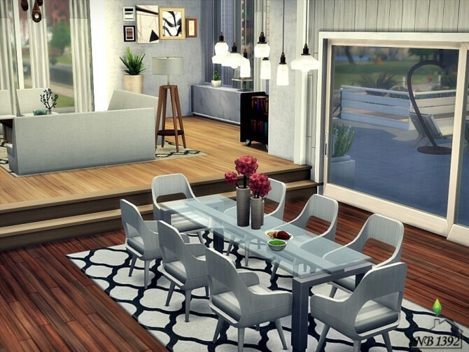 Alamande house by nobody1392 at TSR image 1439 670x503 Sims 4 Updates