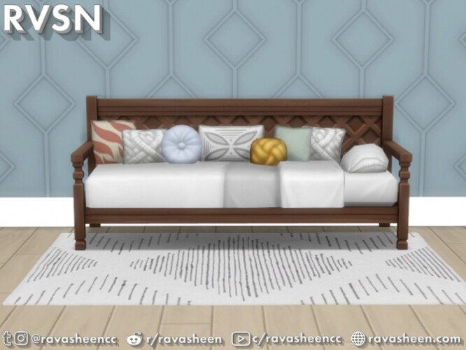 Bedder Than A Couch Daybed Frames Created By  RAVASHEEN