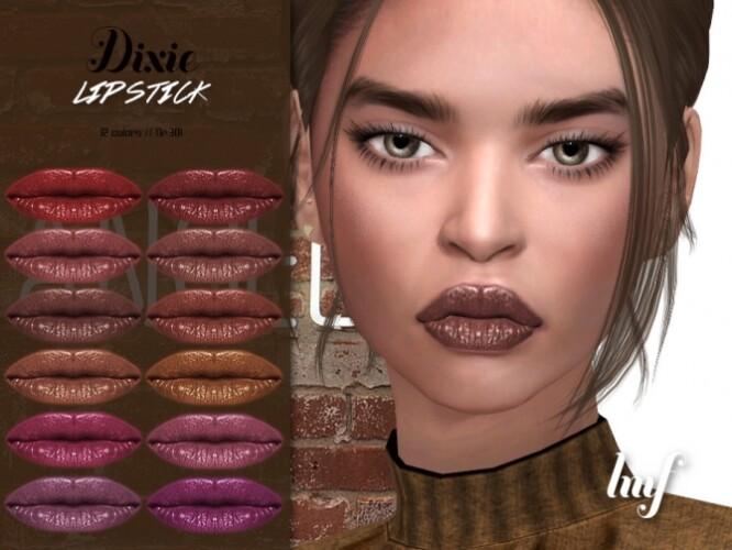IMF Dixie Lipstick N.301 by IzzieMcFire