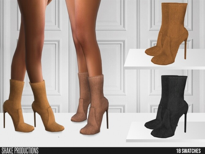 561 High Heels by ShakeProductions at TSR image 1498 670x503 Sims 4 Updates