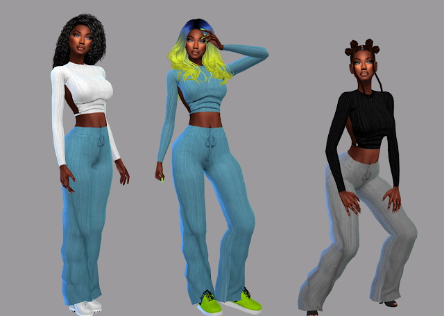 Sims 4 Chillout Set at Teenageeaglerunner