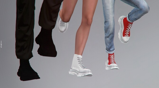 TS high top sneakers at MMSIMS image 15111 670x371 Sims 4 Updates