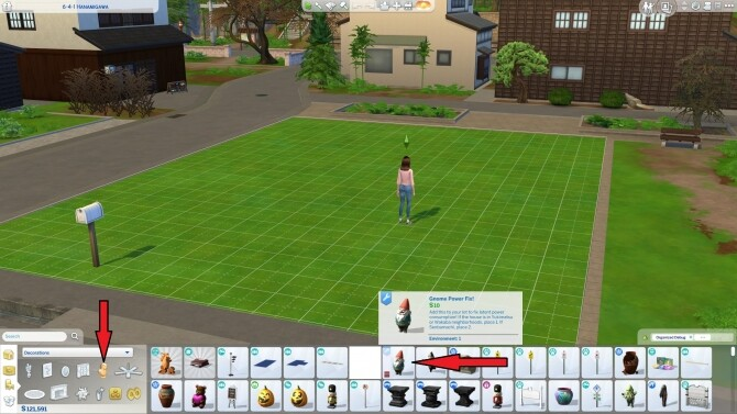 Sims 4 Mt. Komorebi Power Fix! by gettp at Mod The Sims