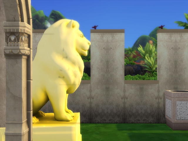 Sims 4 Set Of Statues at Anna Quinn Stories
