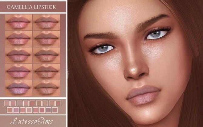 Camellia Lipstick