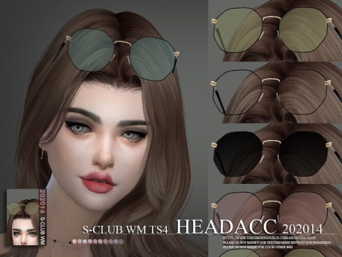 Headacc 202014 by S-Club WM