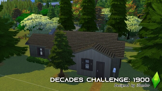 The decades challenge 1900 home by iSandor