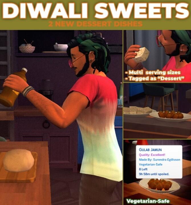 Diwali Sweets 2 Custom Recipes by RobinKLocksley